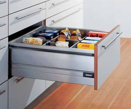phụ kiện nội thất nhà bếp hãng blum
