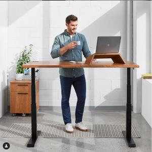 bàn làm việc smart desk