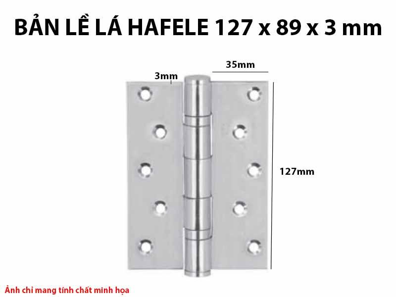 bản lề cửa gỗ Hafele