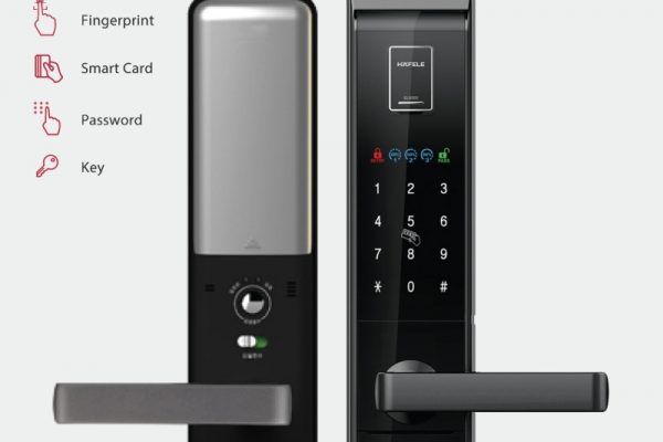 khóa điện tử Hafele EL 9000
