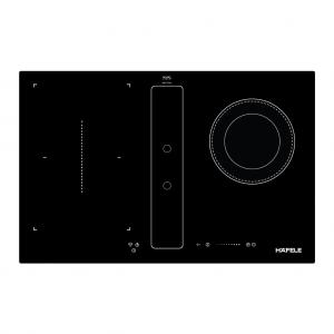 Bếp từ kết hợp điện kèm máy hút mùi Hafele HC-IHH80A