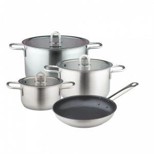 Bộ nồi bếp từ Hafele 531.08.001