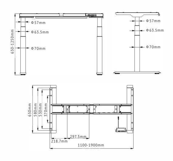 Smart-Desk–Luxor-Vecto-ET223-FT