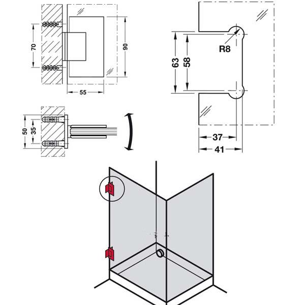 kep-kinh-kinh-90-hafele-mau-chrome-00-502-2